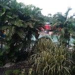 Photo taken at Villa Carmelita In-Land Resort & Hotel by Ryan D. on 1/3/2015