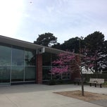 Photo taken at Marina Branch Library by Bay Area D. on 4/7/2013