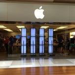 Photo taken at Apple Store, Chermside by Karina L. on 2/17/2013