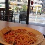 Photo taken at Pasta Pane Vino by Abeer A. on 10/3/2014