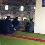 Photo taken at Ali Osman Camii by Ahmet G. on 1/4/2013