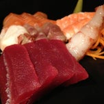 Photo taken at Parco Sushi Sashimi by MICKY R. on 3/27/2013