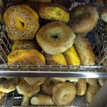 Photo taken at Bagel Time by Jes V. on 8/16/2014