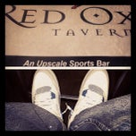 Photo taken at Red Ox Tavern by Mickey G. on 10/20/2012