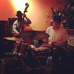 Photo taken at Revolution Cafe by Bruno B. on 8/8/2013