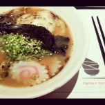 Photo taken at Ramen Bar by Tracy D. on 12/3/2012