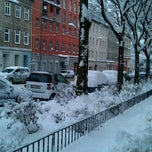 Photo taken at H Bergsteiggasse by Martin O. on 1/17/2013