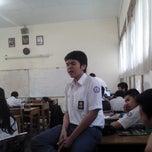 Photo taken at SMAN 22 Bandung by Fajar A. on 5/20/2014