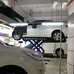 Photo taken at Hyundai-Sime Darby Motors Sdn. Bhd. by Hunaish D. on 5/25/2013