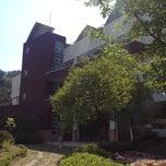 Photo taken at 대청호 자연생태관 by HakSuh K. on 5/6/2014