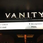 Photo taken at Vanity Nightclub VIP Room by Stu W. on 1/19/2013