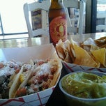 Photo taken at El Jefe Luchador by South Florida Food and Wine on 11/16/2012