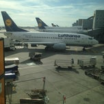 Photo taken at Gate A1 by Louis W. on 10/8/2012