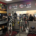 Photo taken at Mad Dog Cycles by Ben B. on 5/23/2012