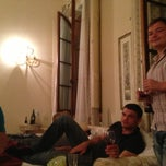 Photo taken at Residence Palazzo dei Ciompi Florence by Maria K. on 6/29/2013