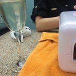 Photo taken at Patsy's Nail Bar by Miriam T. on 8/5/2014