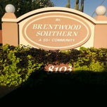 Photo taken at Brentwood Southern by Bob B. on 10/17/2013
