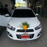 Photo taken at Chevrolet (เชฟโรเลต) by sarawut k. on 3/15/2013