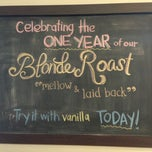 Photo taken at Starbucks by Matthew on 2/6/2013