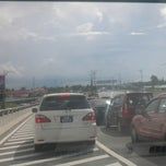 Photo taken at Flyover Petagas by Fitrizah L. on 11/6/2013