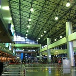 Photo taken at Noi Bai International Airport (HAN) Sân bay Quốc tế Nội Bài by Vas K. on 11/12/2012