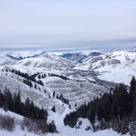 Photo taken at Sun Valley, Idaho by Cristina B. on 1/18/2015
