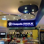 Photo taken at Cinépolis by Manu E. on 2/27/2013