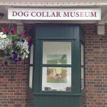 Photo taken at Dog Collar Museum by Andrew R. on 6/30/2013