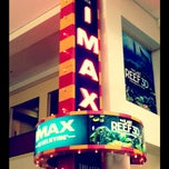Photo taken at Navy Pier IMAX Theatre by Charlie G. on 4/13/2013