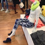 Photo taken at Gap by Alex D. on 2/17/2013