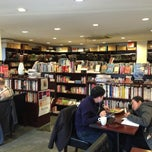 Photo taken at 韬奋西文书局 | Garden Books by Rusty A. on 1/29/2013