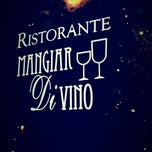 Photo taken at Ristorante Mangiar Di Vino by mauro m. on 12/31/2013