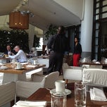 Photo taken at Bianca at Delano by Zipporah S. on 11/8/2012