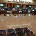 Photo taken at Cinemex by Carlos G. on 3/27/2013