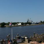 Photo taken at Riverboat Landing by Courtney M. on 9/23/2012