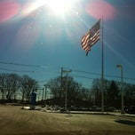 Photo taken at Boch Honda West by Renata S. on 2/18/2013