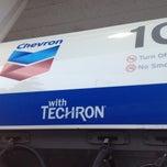 Photo taken at Chevron by Anea K. on 5/9/2013