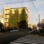 Photo taken at 紅葉橋 by MMR o. on 1/12/2014