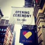 Photo taken at Opening Ceremony by mimosas in bed on 9/23/2013