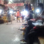 Photo taken at Estancia Wet Market by bert a. on 1/18/2013