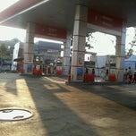 Photo taken at SPBU 34.401.25 by umminya a. on 8/19/2012