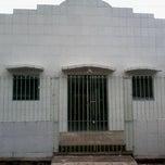 Photo taken at Igreja do Evangelho Quadrangular - TEMPLO DA VITÓRIA by Henrique C. on 5/9/2012