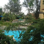 Photo taken at Kigali Serena Hotel by 🌜_linnn on 4/17/2012