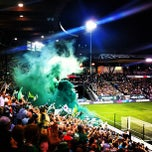 Photo taken at Providence Park by Jeremy B. on 9/1/2012