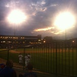Photo taken at Dozer Park by Elena on 6/24/2012