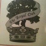 Photo taken at Royal Oak Pub by Courtney W. on 5/1/2012