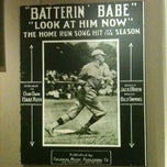 Photo taken at Sports Legends Museum at Camden Yards by J.Carlos V. on 5/4/2012
