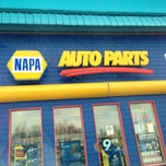 Photo taken at Napa Auto Parts by Amanda M. on 2/17/2013
