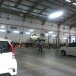 Photo taken at Perodua Service Centre by Yuzray E. on 10/29/2013