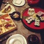 Photo taken at Miyabi restaurant by Mario M. on 3/1/2013
